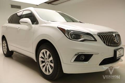 2017 Buick Envision for sale in Vernon, TX