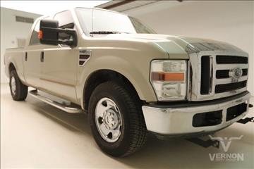 2008 Ford F-250 Super Duty for sale in Vernon, TX