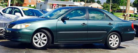 2002 Toyota Camry for sale in Wilmington, DE