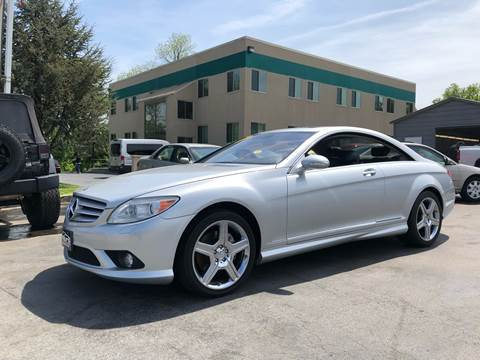 Mercedes Benz Of Wilmington >> Used Mercedes Benz Cl Class For Sale In Wilmington De Carsforsale