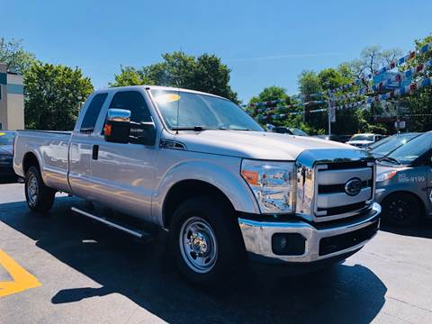2014 Ford F-250 Super Duty for sale at WOLF'S ELITE AUTOS in Wilmington DE
