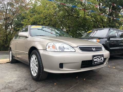 2000 Honda Civic for sale in Wilmington, DE