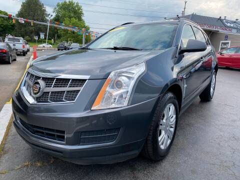 2011 Cadillac SRX for sale at WOLF'S ELITE AUTOS in Wilmington DE