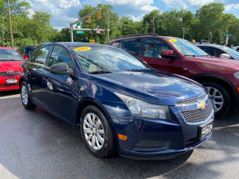 2011 Chevrolet Cruze for sale at WOLF'S ELITE AUTOS in Wilmington DE