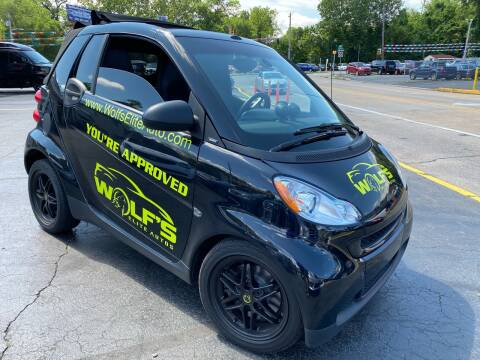 2009 Smart fortwo for sale at WOLF'S ELITE AUTOS in Wilmington DE