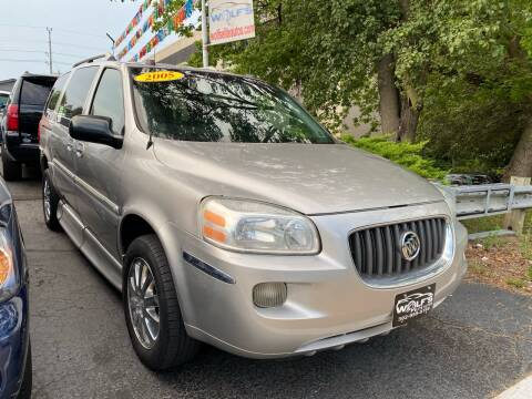 2005 Buick Terraza for sale at WOLF'S ELITE AUTOS in Wilmington DE