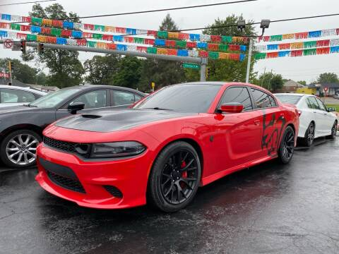2016 Dodge Charger for sale at WOLF'S ELITE AUTOS in Wilmington DE