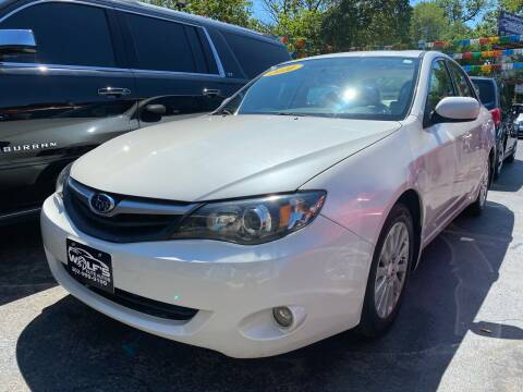2010 Subaru Impreza for sale at WOLF'S ELITE AUTOS in Wilmington DE