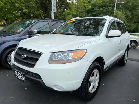2007 Hyundai Santa Fe for sale at WOLF'S ELITE AUTOS in Wilmington DE