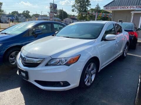 2014 Acura ILX for sale at WOLF'S ELITE AUTOS in Wilmington DE