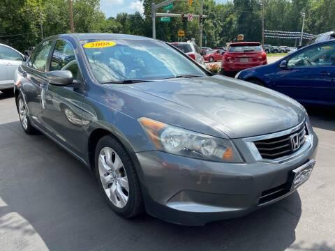 2008 Honda Accord for sale at WOLF'S ELITE AUTOS in Wilmington DE