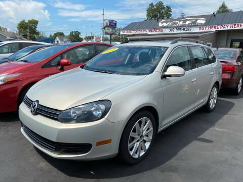 2011 Volkswagen Jetta for sale at WOLF'S ELITE AUTOS in Wilmington DE