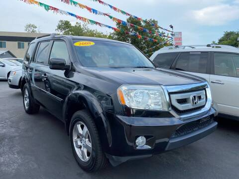 2009 Honda Pilot for sale at WOLF'S ELITE AUTOS in Wilmington DE