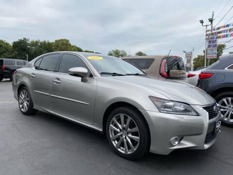 2015 Lexus GS 350 for sale at WOLF'S ELITE AUTOS in Wilmington DE