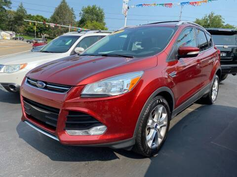 2014 Ford Escape for sale at WOLF'S ELITE AUTOS in Wilmington DE