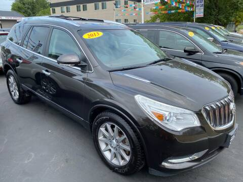 2013 Buick Enclave for sale at WOLF'S ELITE AUTOS in Wilmington DE