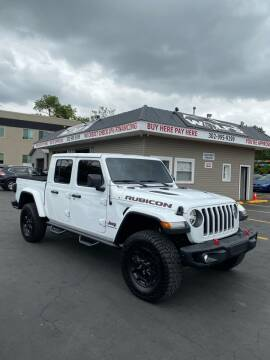 2020 Jeep Gladiator for sale at WOLF'S ELITE AUTOS in Wilmington DE