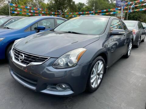 2010 Nissan Altima for sale at WOLF'S ELITE AUTOS in Wilmington DE