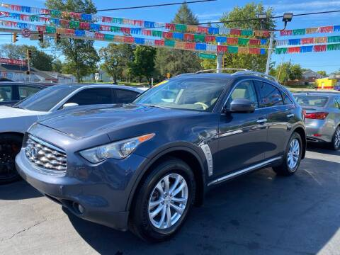 2011 Infiniti FX35 for sale at WOLF'S ELITE AUTOS in Wilmington DE