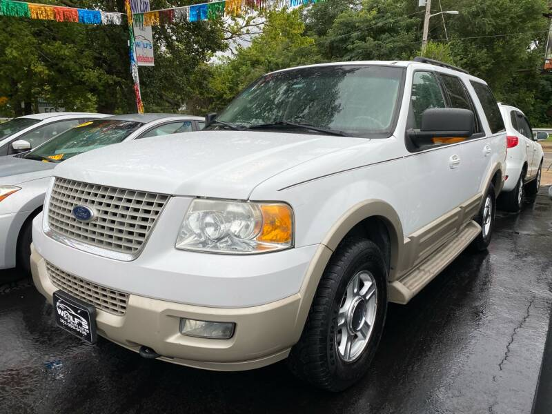2005 Ford Expedition for sale at WOLF'S ELITE AUTOS in Wilmington DE