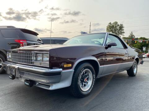 1986 Chevrolet El Camino for sale at WOLF'S ELITE AUTOS in Wilmington DE