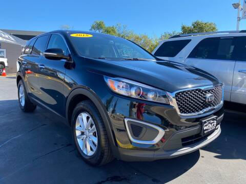 2018 Kia Sorento for sale at WOLF'S ELITE AUTOS in Wilmington DE