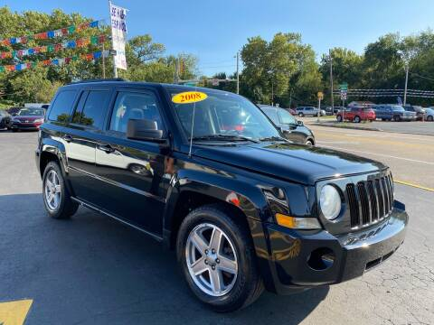 2008 Jeep Patriot for sale at WOLF'S ELITE AUTOS in Wilmington DE