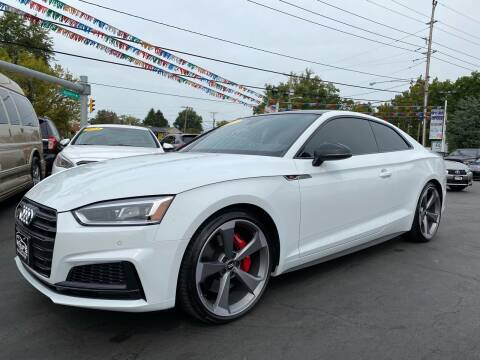 2019 Audi S5 for sale at WOLF'S ELITE AUTOS in Wilmington DE