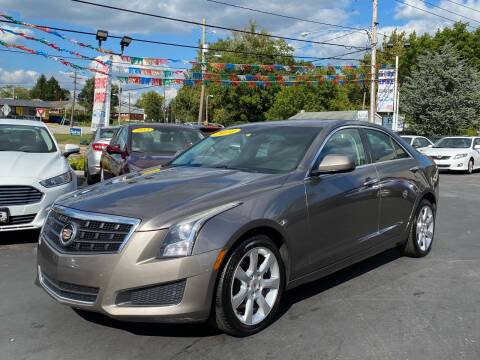2014 Cadillac ATS for sale at WOLF'S ELITE AUTOS in Wilmington DE