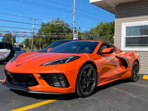 2020 Chevrolet Corvette for sale at WOLF'S ELITE AUTOS in Wilmington DE