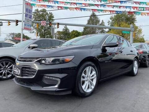 2016 Chevrolet Malibu for sale at WOLF'S ELITE AUTOS in Wilmington DE