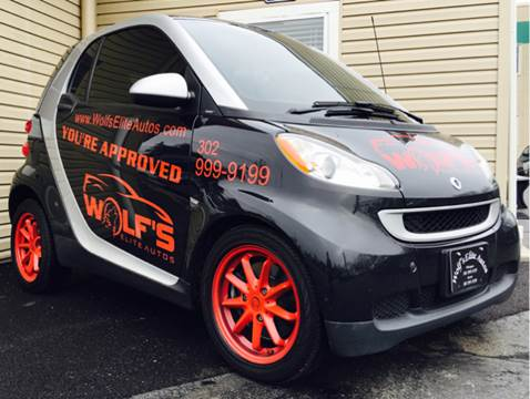 2009 Smart fortwo for sale in Wilmington, DE