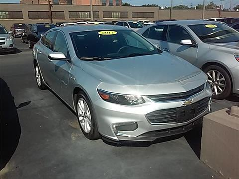 2017 Chevrolet Malibu for sale in Elmira, NY