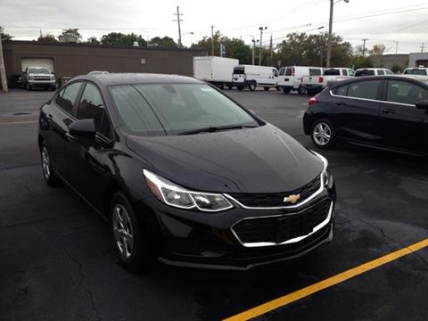 2018 Chevrolet Cruze for sale in Elmira, NY