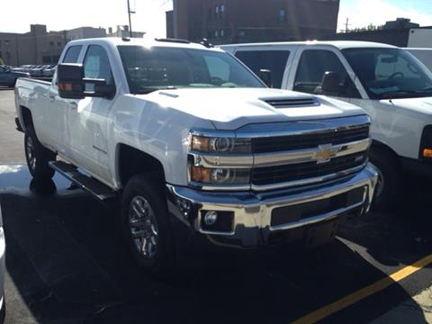 2017 Chevrolet Silverado 2500HD for sale in Elmira, NY