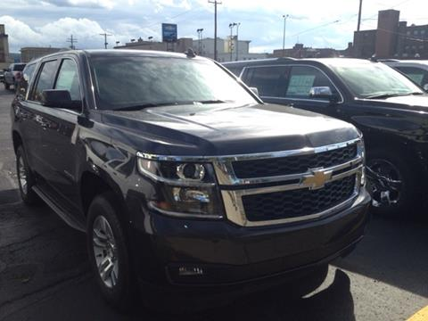 2018 Chevrolet Tahoe for sale in Elmira, NY