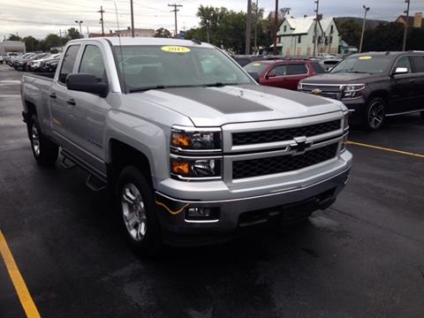 2015 Chevrolet Silverado 1500 for sale in Elmira, NY