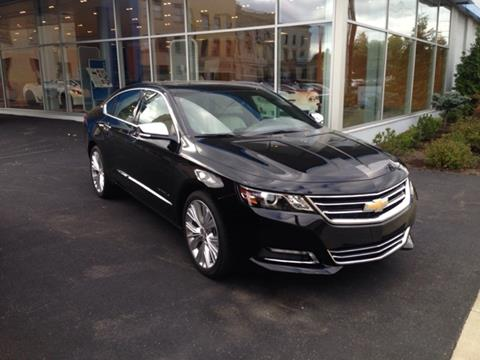 2018 Chevrolet Impala for sale in Elmira, NY