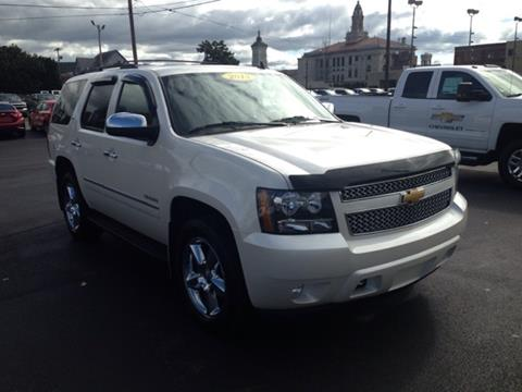 2013 Chevrolet Tahoe for sale in Elmira, NY