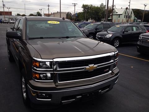 2014 Chevrolet Silverado 1500 for sale in Elmira, NY