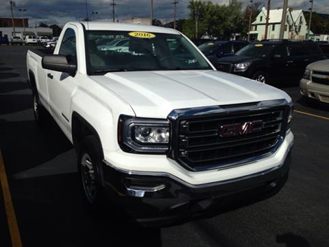 2016 GMC Sierra 1500 for sale in Elmira, NY