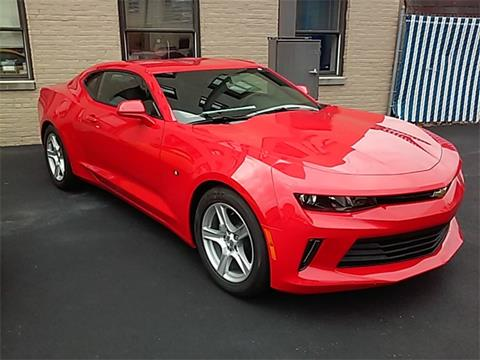 2017 Chevrolet Camaro for sale in Elmira, NY