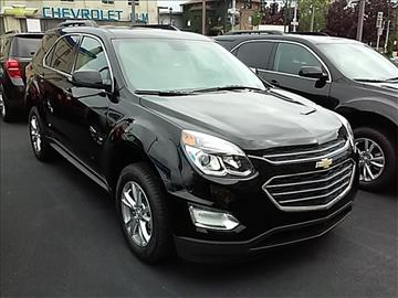 2017 Chevrolet Equinox for sale in Elmira, NY