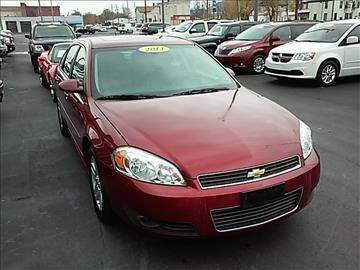 2011 Chevrolet Impala for sale in Elmira, NY
