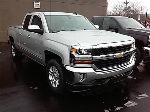 2017 Chevrolet Silverado 1500 for sale in Elmira, NY