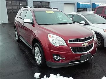 2010 Chevrolet Equinox for sale in Elmira, NY