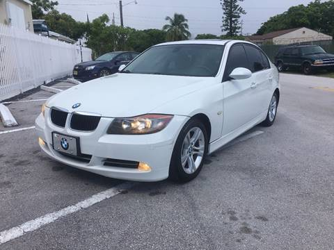 2008 BMW 3 Series for sale at UNITED AUTO BROKERS in Hollywood FL