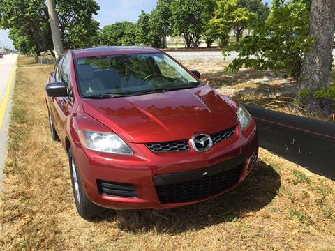 2007 Mazda CX-7 for sale at UNITED AUTO BROKERS in Hollywood FL