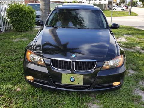 2007 BMW 3 Series for sale at UNITED AUTO BROKERS in Hollywood FL