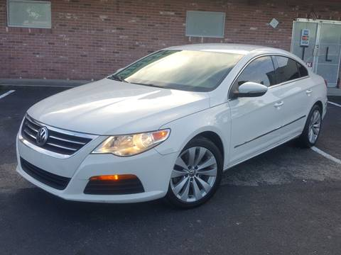 2011 Volkswagen CC for sale at UNITED AUTO BROKERS in Hollywood FL